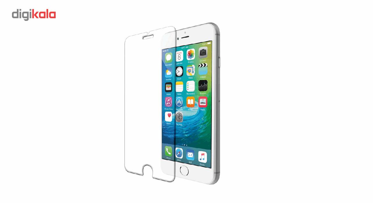 محافظ صفحه نمایش شیشه ای تمپرد مدل 9H مناسب برای گوشی موبایل اپل آیفون 7/8 main 1 2