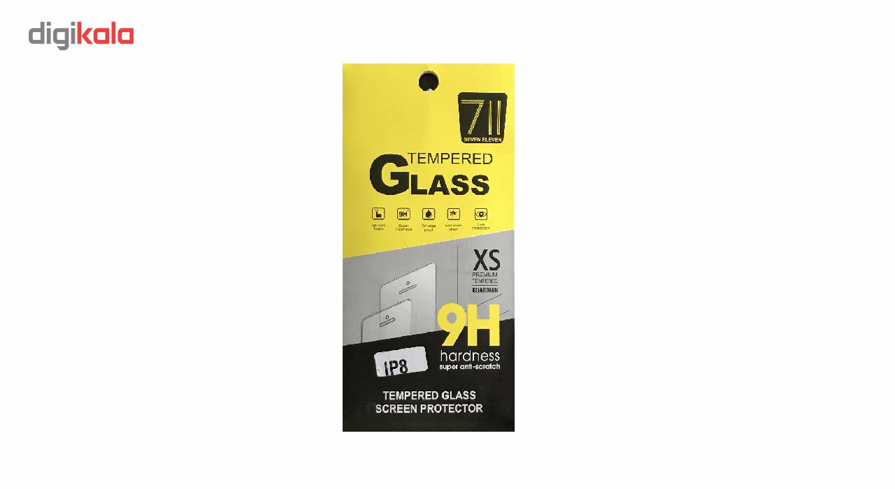 محافظ صفحه نمایش شیشه ای تمپرد مدل 9H مناسب برای گوشی موبایل اپل آیفون 7/8 main 1 3
