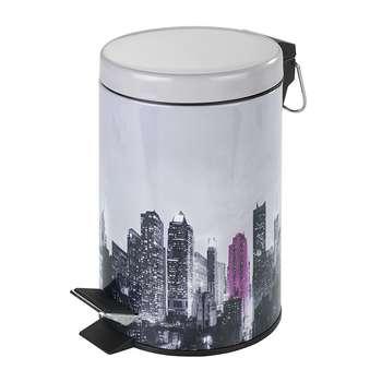 سطل زباله پدالی ونکو مدل Midtown گنجایش 3 لیتر