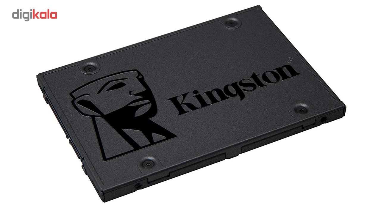اس اس دی اینترنال کینگستون مدل A400 ظرفیت 240 گیگابایت