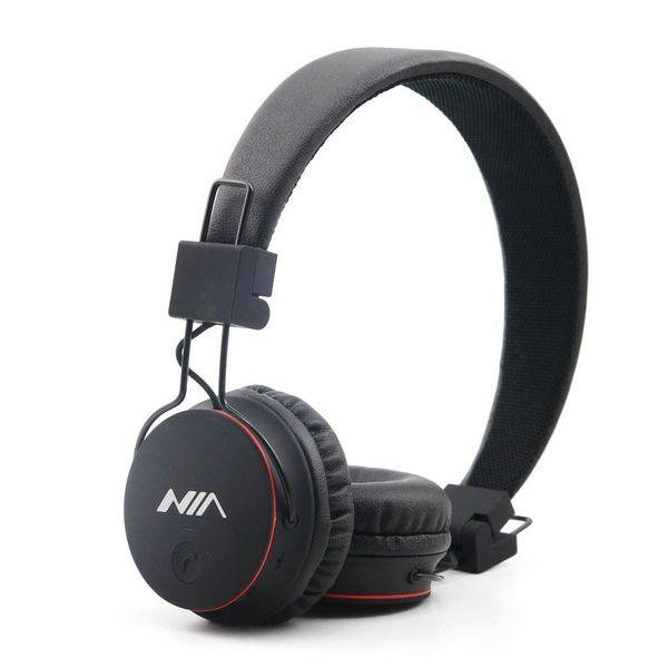 هدفون بی سیم نیا مدل X2 | NIA X2 Wireless Headphones