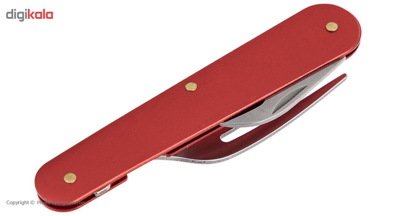 مجموعه قاشق، چنگال و چاقوی سفری مدل FX-8332 main 1 3