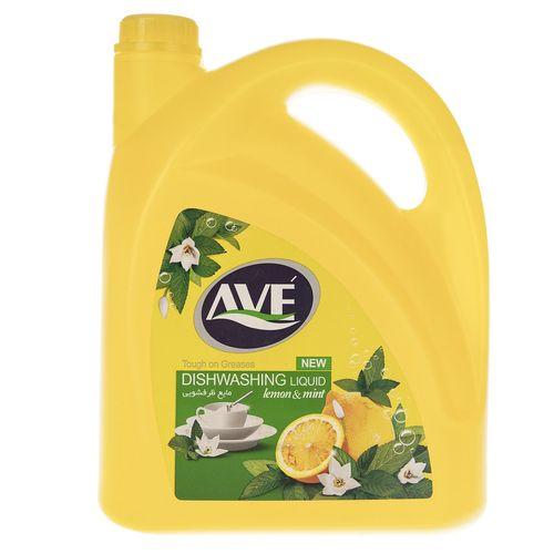 مایع ظرفشویی اوه مدل Lemon And Mint مقدار 3750گرم
