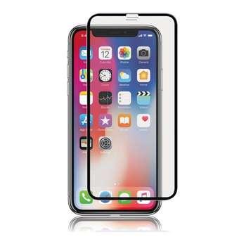 محافظ صفحه نمایش شیشه ای ریمکس مدل 5D Tempered مناسب برای گوشی موبایل Iphone X