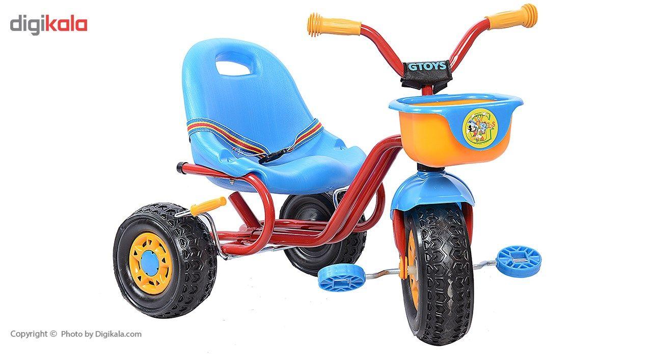 سه چرخه جی تویز مدل Mickey  Gtoys Mickey Tricycle