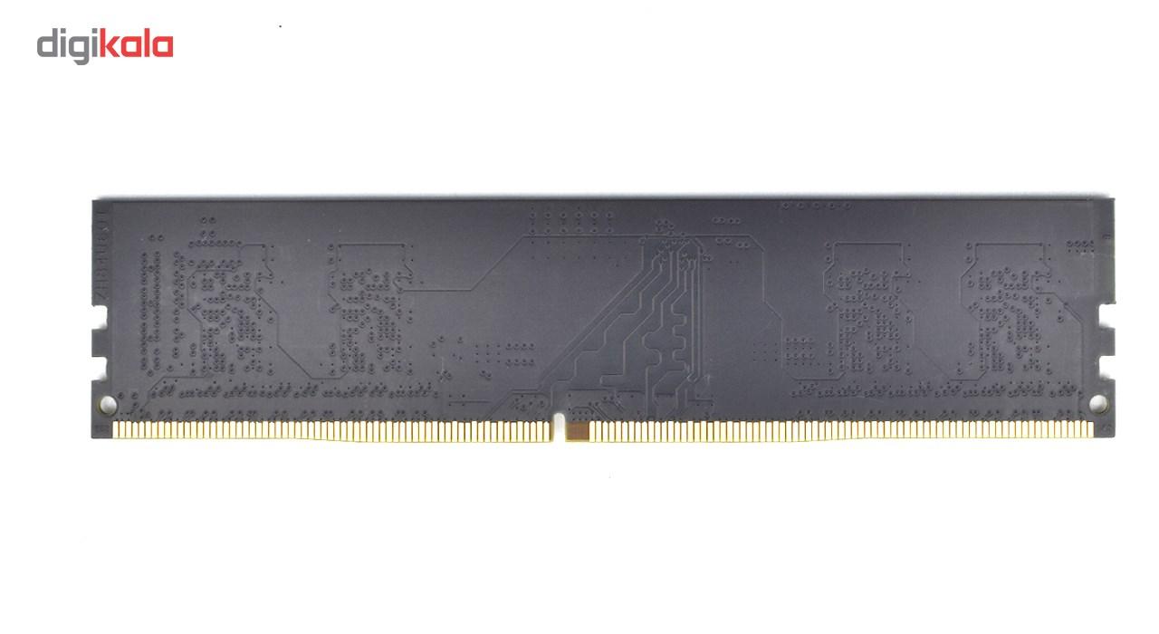 رم دسکتاپ DDR4 تک کاناله 2400 مگاهرتز کینگستون ظرفیت 4 گیگابایت در بزرگترین فروشگاه اینترنتی جنوب کشور ویزمارکت