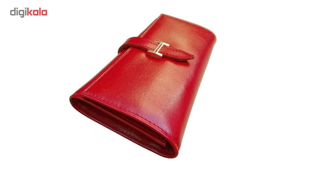 کیف پول زنانه چرم طبیعی دیاکو مدل 313 main 1 8