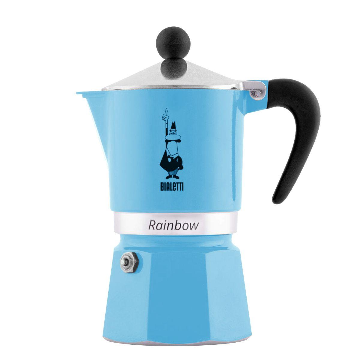 قهوه ساز بیالتی مدل رینبو 3Cups کد 5042