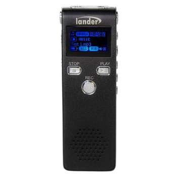 ضبط کننده صدا لندر مدل LD74 | Lander LD-74 Voice Recorder