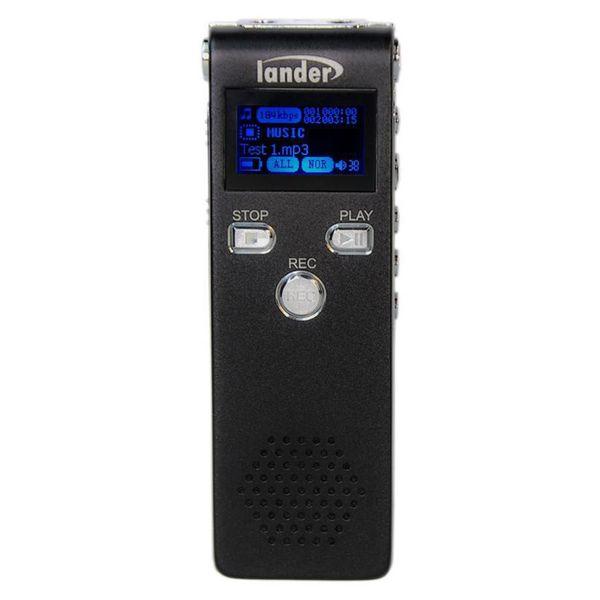 ضبط کننده صدا لندر مدل LD74