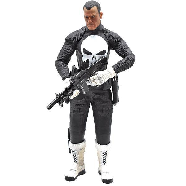 اکشن فیگور کریزی تویز مدل Punisher