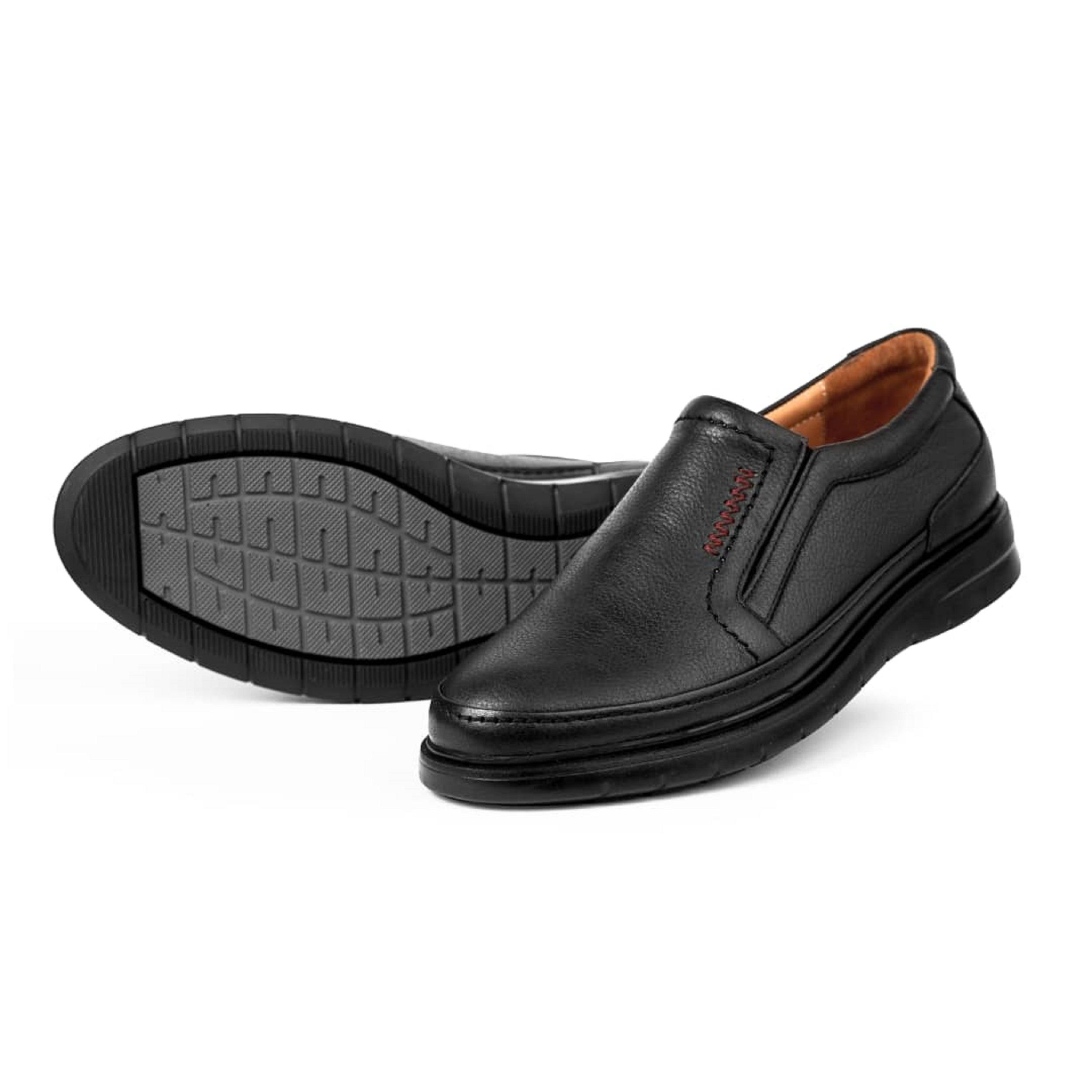 خرید                                     کفش طبی مردانه ایران طب مدل فلورانس