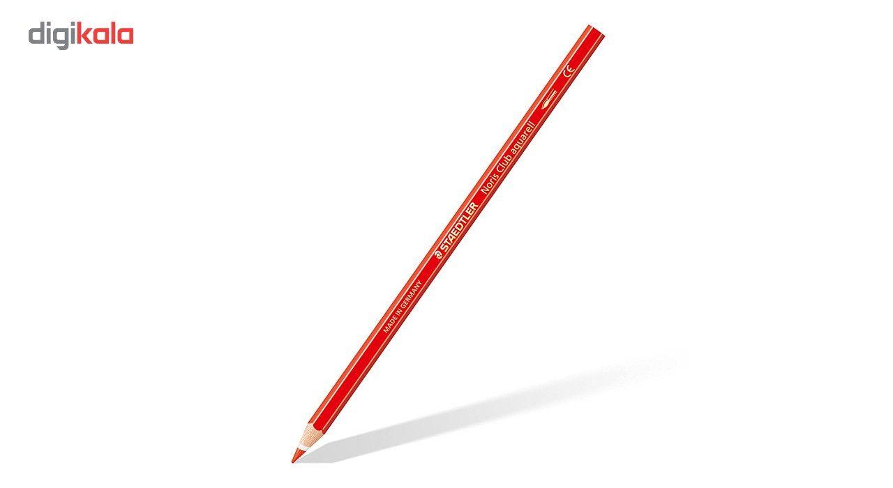 مداد رنگی 24 رنگ استدلر مدل Noris Club main 1 2
