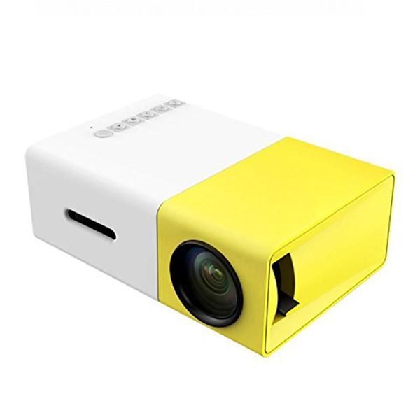 ویدئو پروژکتور قابل حمل مدل Yellow