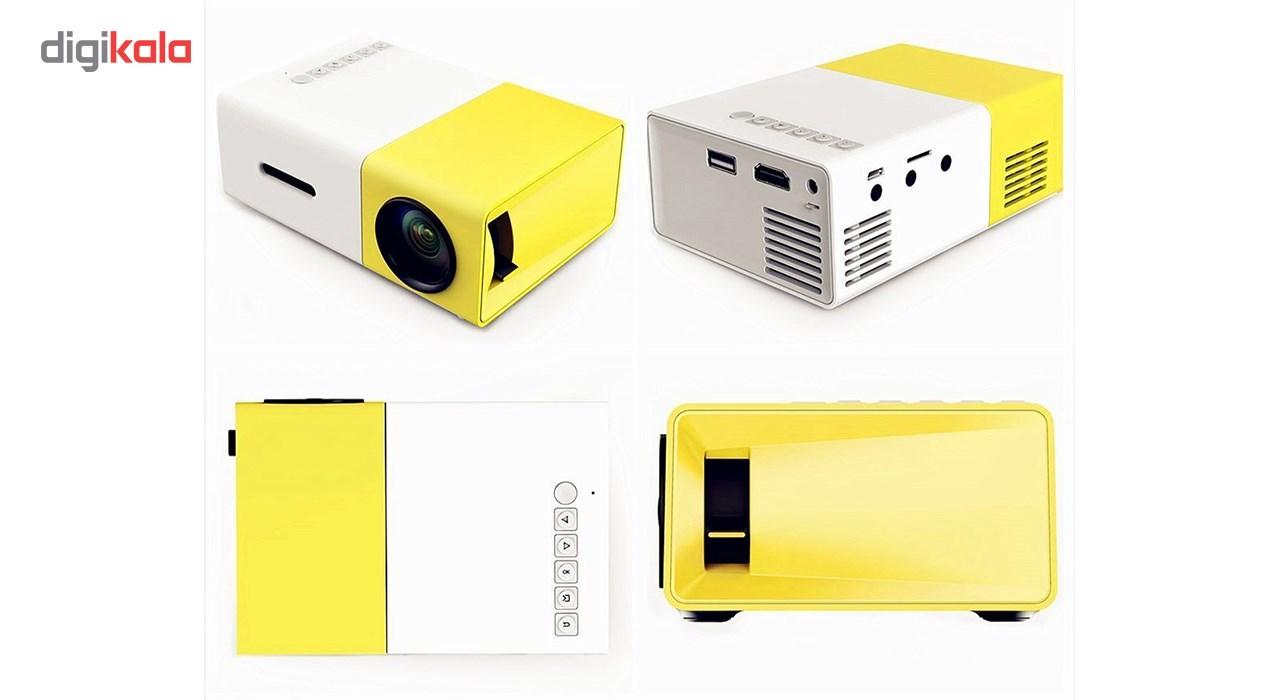 قیمت                      ویدئو پروژکتور قابل حمل مدل Yellow
