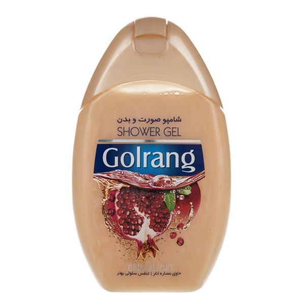 شامپو بدن گلرنگ مدل Pomegranate مقدار 250 گرم
