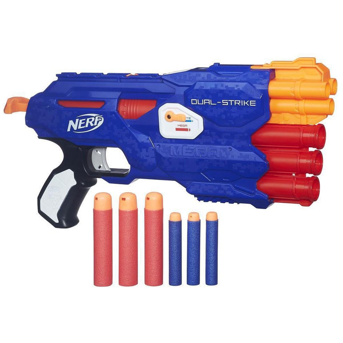تفنگ بازی نرف مدل Dual Strike