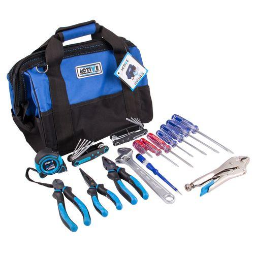 مجموعه 17 عددی ابزار اکتیو مدل AC6316