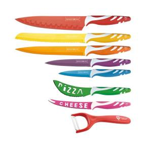 ست 8 پارچه چاقوی رویالتی لاین مدل RL COL7C