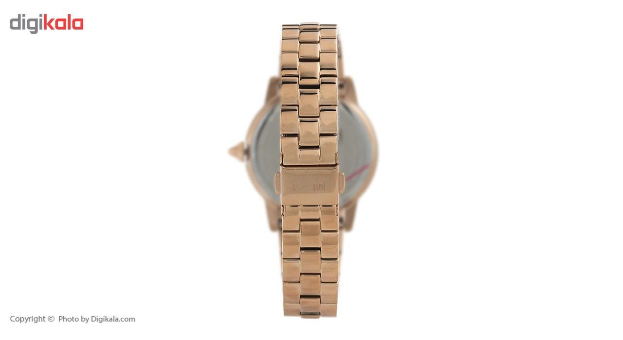 ساعت مچی عقربه ای زنانه جاست کاوالی مدل JC1L006M0105