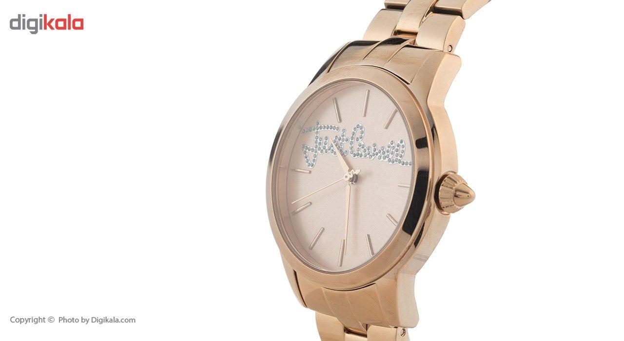 ساعت مچی عقربه ای زنانه جاست کاوالی مدل JC1L006M0105 -  - 1