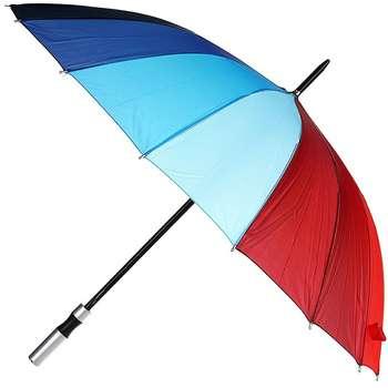 چتر طرح رنگارنگ