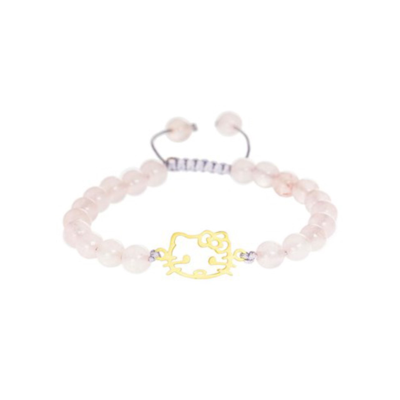قیمت دستبند طلا 18 عیار الن مدل 108