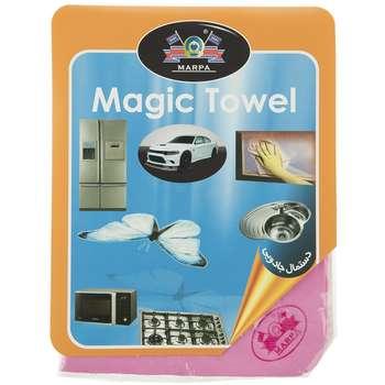دستمال جادویی مارپا