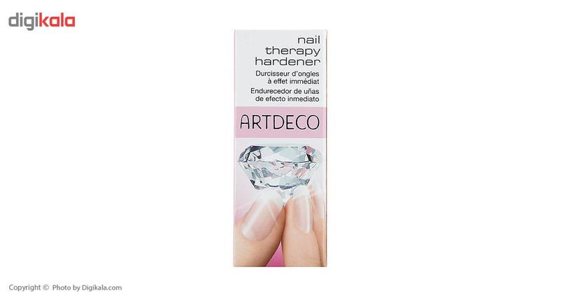 محلول محکم کننده ناخن آرت دکو مدل Nail Therapy Hardener