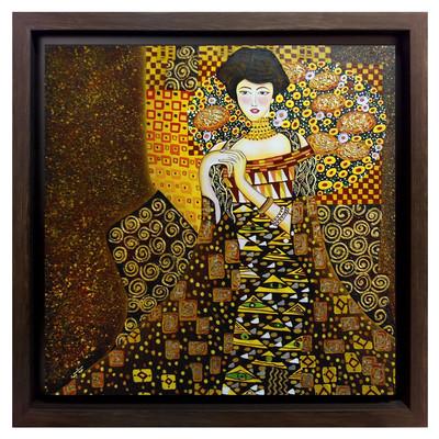 Photo of تابلو نقاشی نگارین گالری کد N-60.60-04