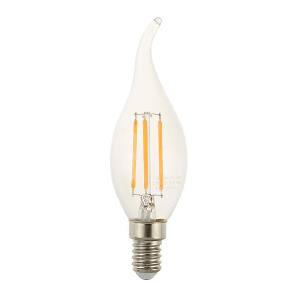لامپ فیلامنتی 4 وات سی اند آی پایه E14