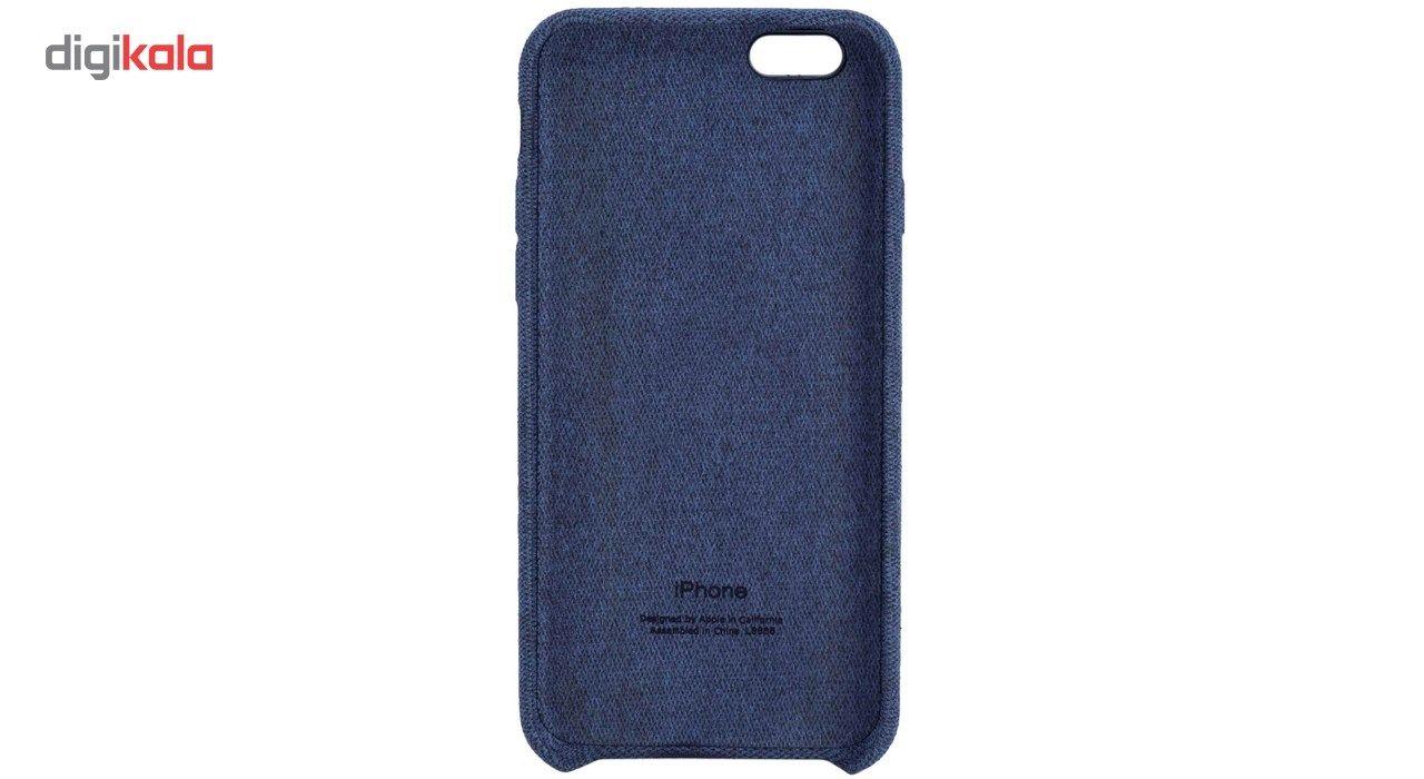 کاور مدل Velvet مناسب برای گوشی موبایل آیفون 6/6S main 1 2