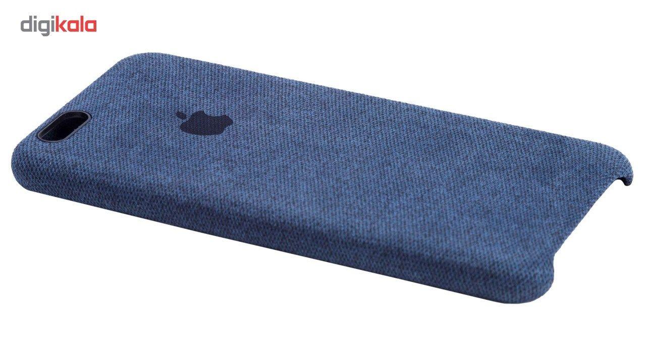 کاور مدل Velvet مناسب برای گوشی موبایل آیفون 6/6S main 1 3