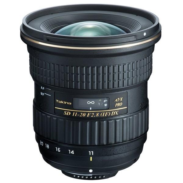 لنز توکینا 20-11 F/2.8 AT-X PRO DX SD For Nikon