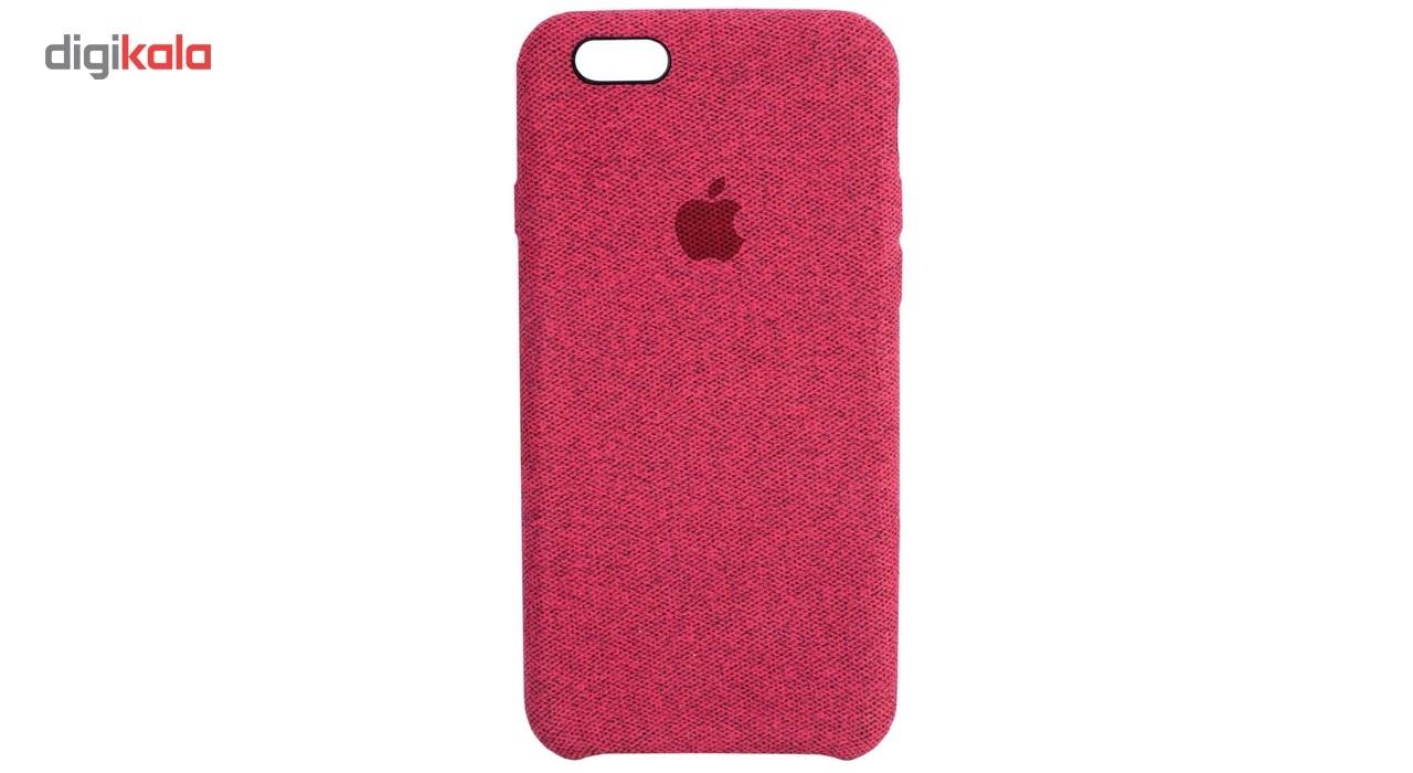 کاور مدل Velvet مناسب برای گوشی موبایل آیفون 6/6S main 1 6