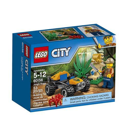 لگو سری City  مدل Jungle Buggy 60156