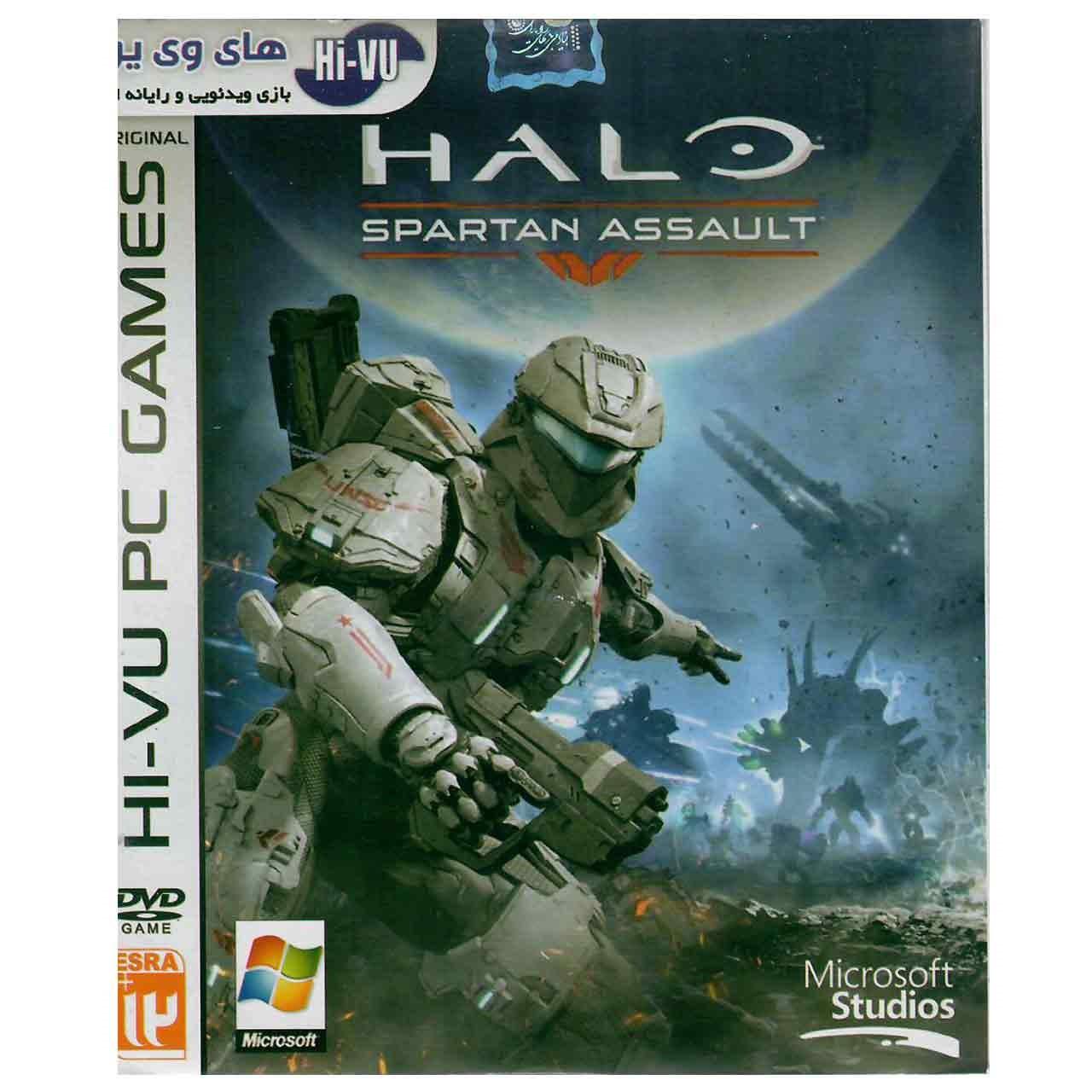 بازی Halo Spartan Assault  مخصوص PC
