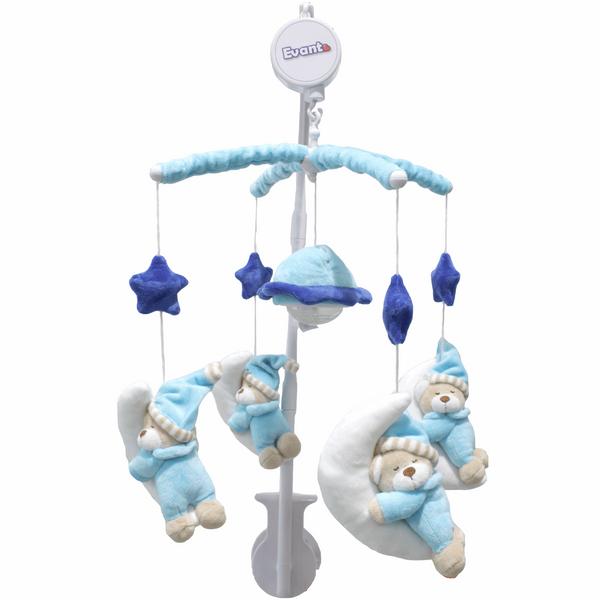 آویز تخت اوانت مدل Bear Blue