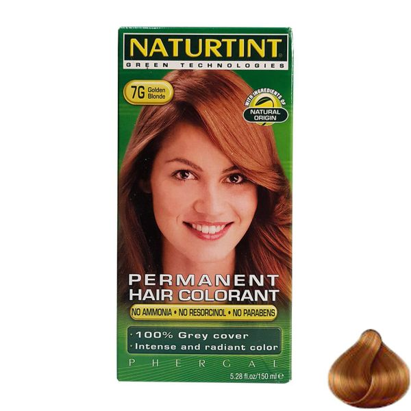 کیت رنگ مو ناتورتینت شماره 7 G