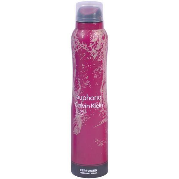 اسپری ضد تعریق و خوش بو کننده بدن زنانه لویز مدل euphoria Calvin Klein حجم 200 میلی لیتر