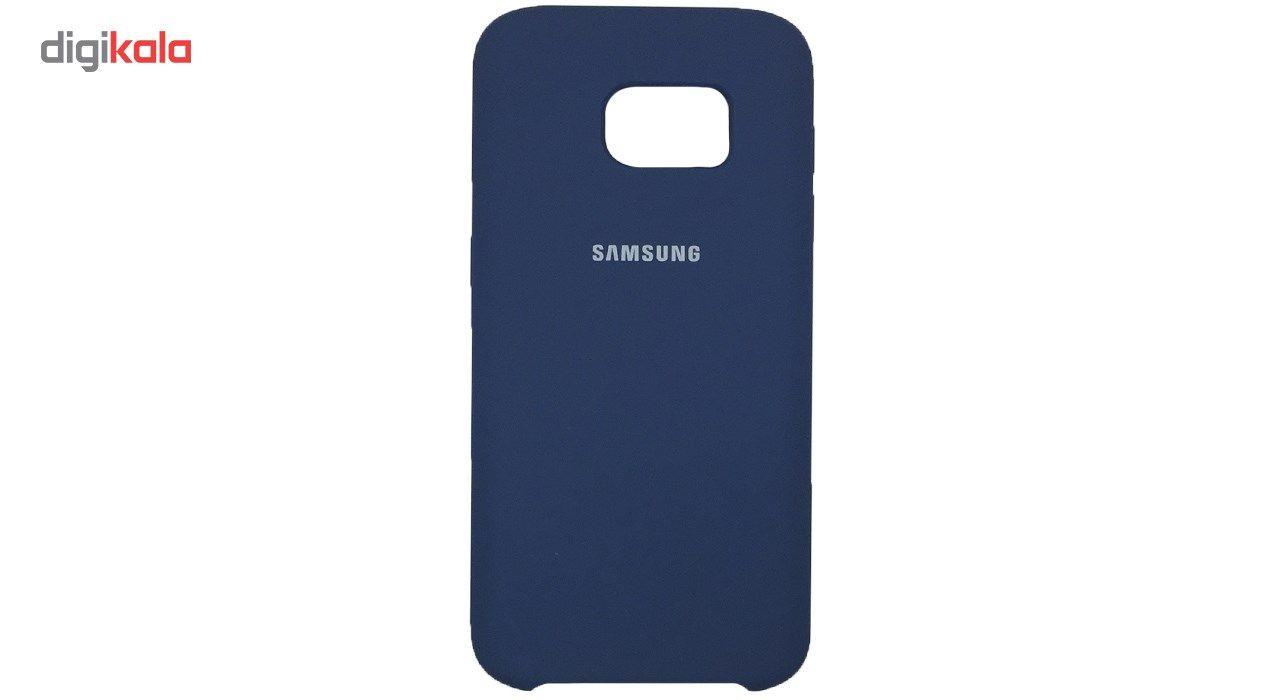 کاور مدل Silicone مناسب برای گوشی موبایل Galaxy S7 main 1 5