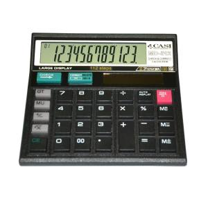 ماشین حساب کاسی مدل MD-512
