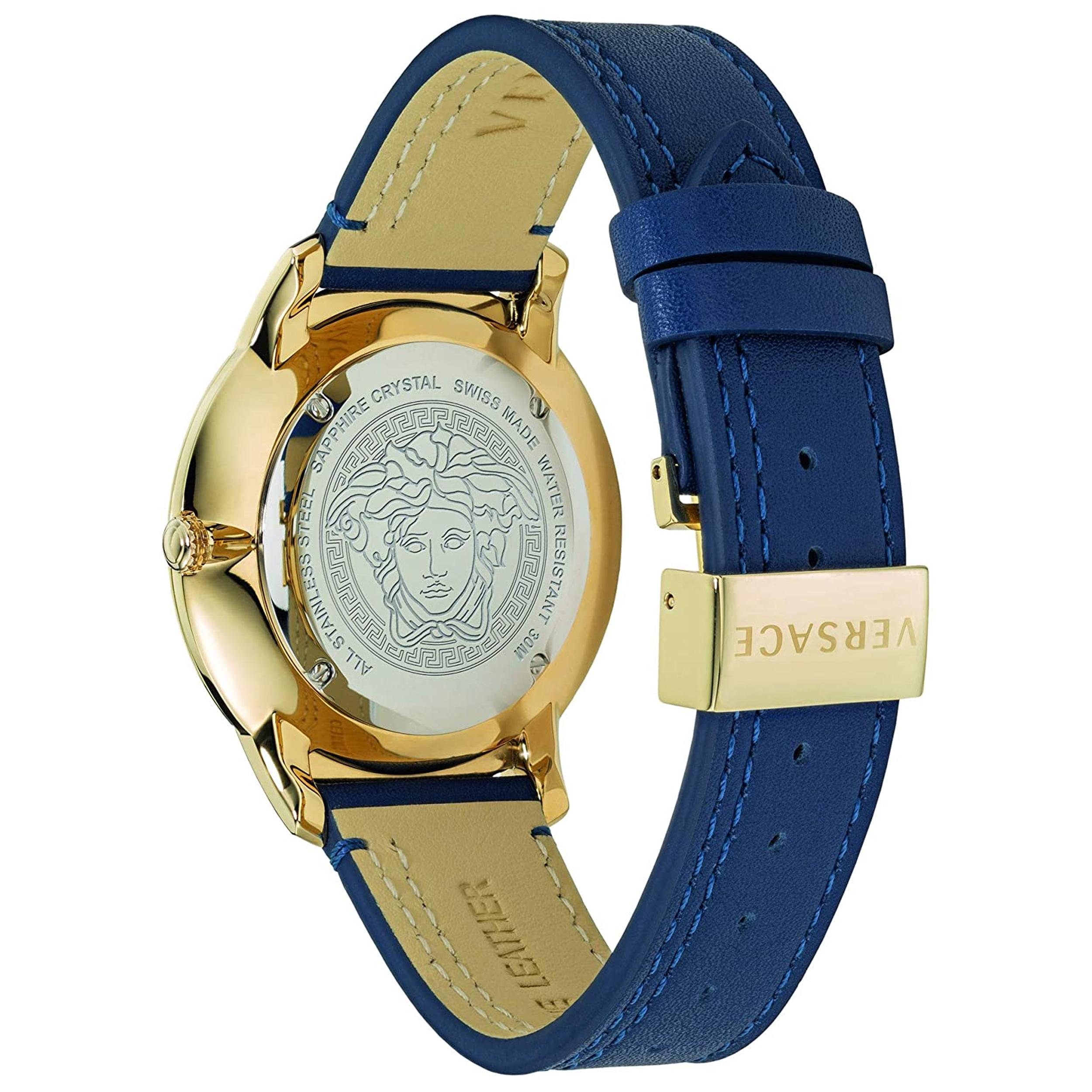 ساعت مچی عقربه ای مردانه ورساچه مدل VELQ003 19