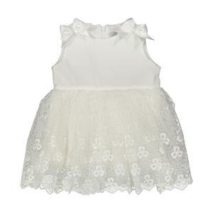 پیراهن نوزادی دخترانه فیورلا کد 1959
