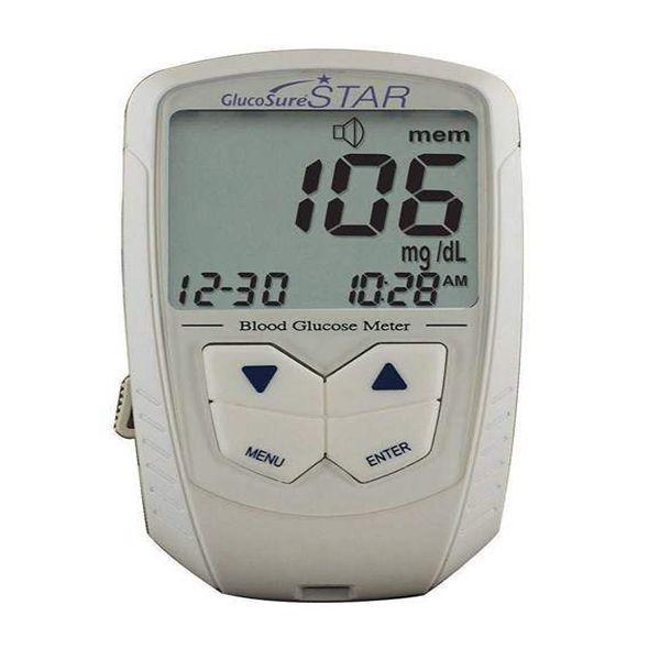 دستگاه تست قند خون گلوکوشور استار مدل 01