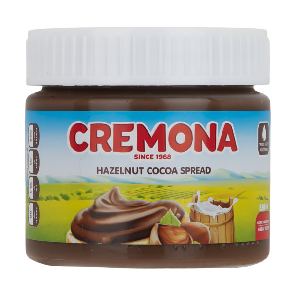 شکلات صبحانه کرمونا - 350 گرم