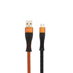 کابل تبدیل USB به microUSB بیبوشی مدل A18 طول 1 متر
