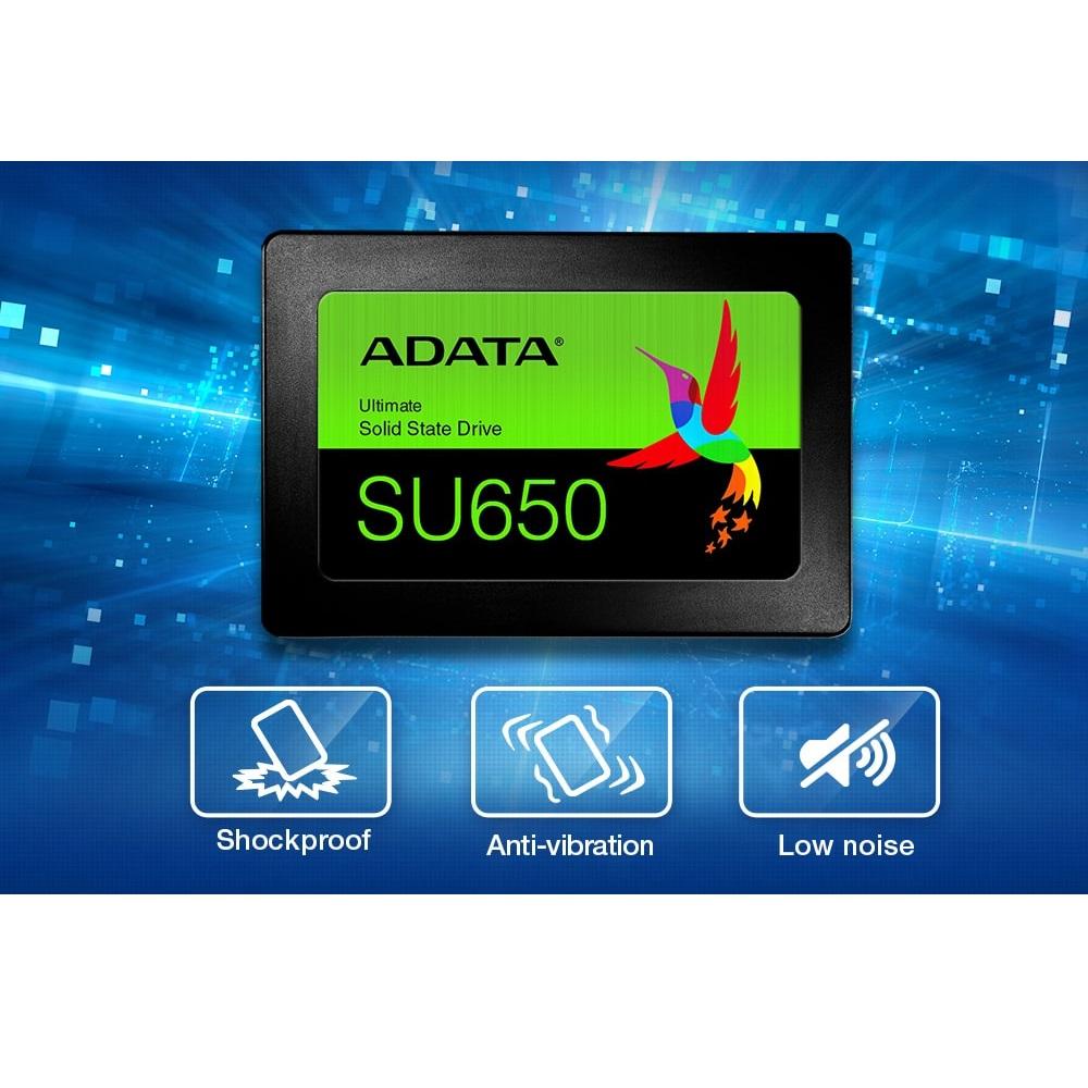 اس اس دی اینترنال ای دیتا مدل Ultimate SU650 ظرفیت 960 گیگابایت