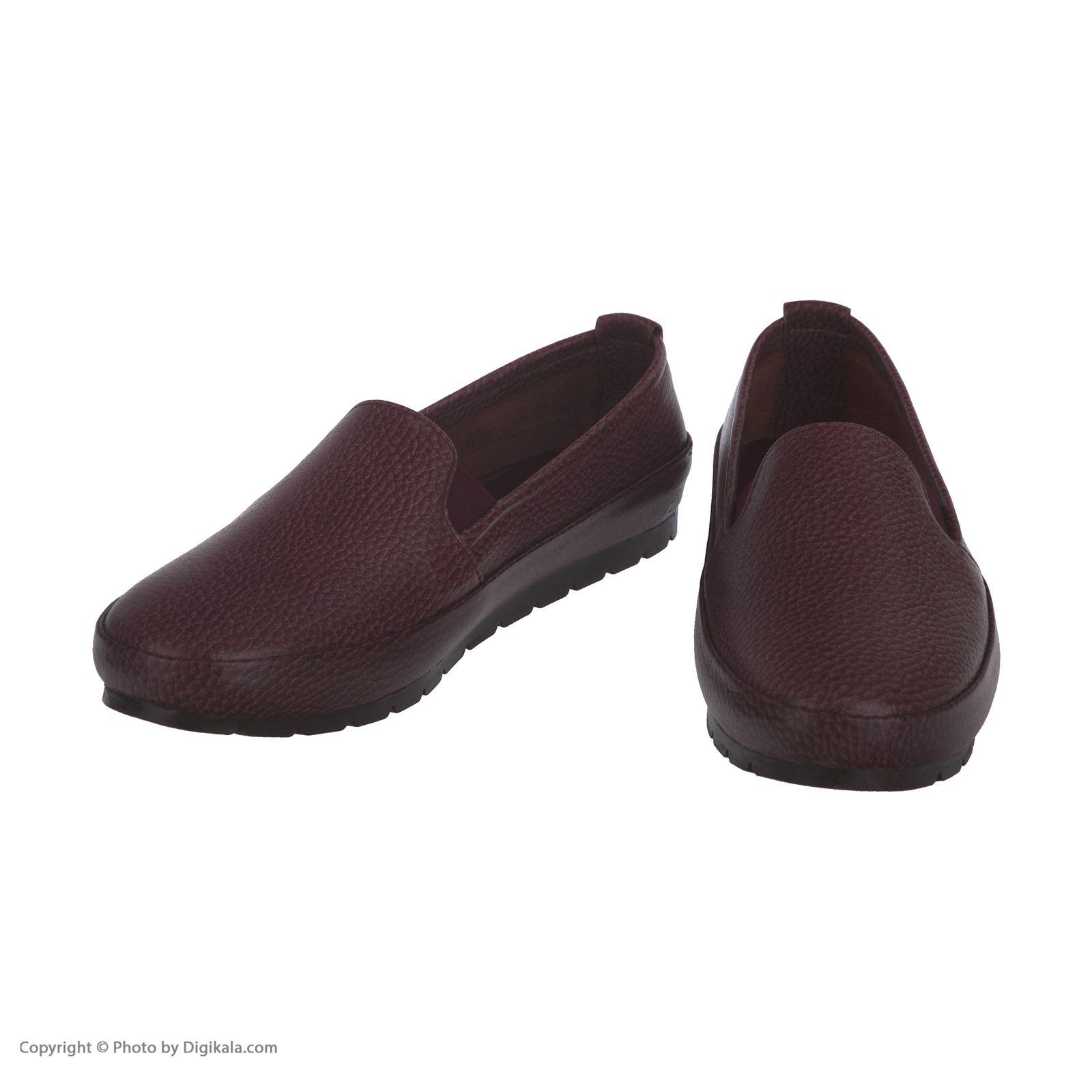 کفش روزمره زنانه بلوط مدل 5313A500115 -  - 6