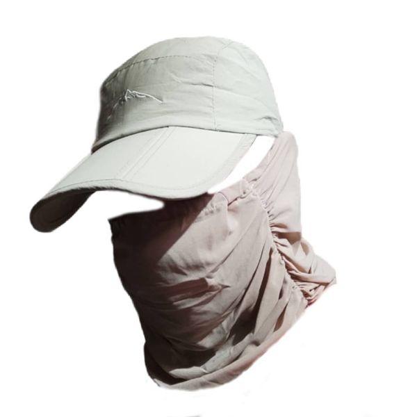 کلاه آفتابگیر کوهنوردی مدل UPF40